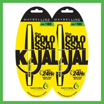 MAYBELLINE NEW YORK Colossal Kajal Promo