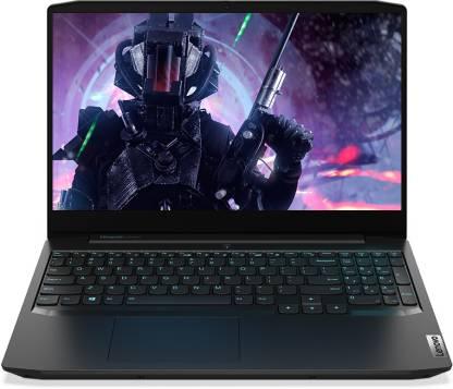 Lenovo IdeaPad Gaming 3 Core i5 10th Gen - (8 GB/1 TB HDD/256 GB SSD/Windows 10 Home/4 GB Graphics/NVIDIA GeForce GTX 1650/120 Hz) 15IMH05 Gaming Laptop