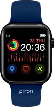 Ptron Pulsefit P261 Smartwatch: Price, Specs, Launch, Features