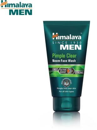 Himalaya Men Pimple Clear Neem Face Wash