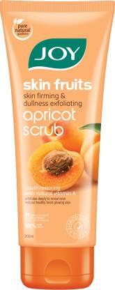 Joy Skin Fruits Gentle Exfoliating Apricot  Scrub