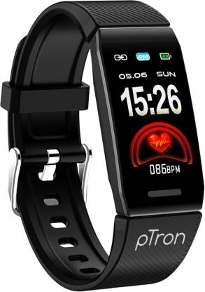 Ptron Pulsefit F121 Smartband: Specs, Features, and Price
