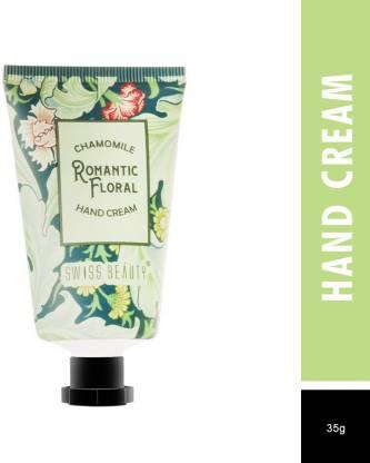 Swiss Beauty Chamomile Romantic Floral Hand Cream, 35gm