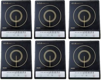 PHILIPS HD4920/00 pack of 6 Induction Cooktop