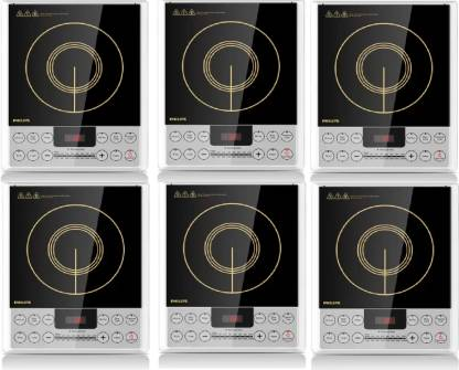 PHILIPS HD4929 pack of 6 Induction Cooktop