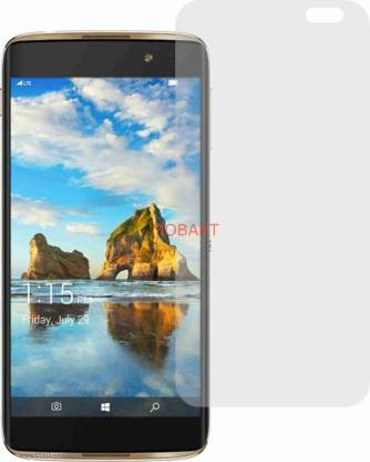 MOBART Tempered Glass Guard for ALCATEL IDOL 4S WINDOWS (Flexible Shatterproof)