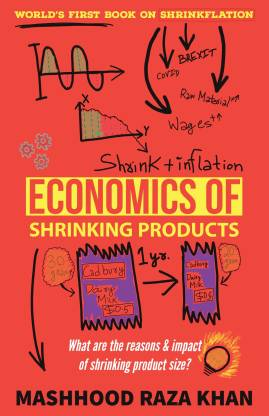 Economics of Shrinking Products - What are the Reasons & Impact of Shrinking Product Size