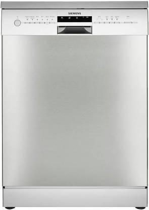 Siemens SN26L801IN/SN256I01GI Free Standing 12 Place Settings Dishwasher