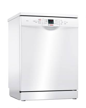 BOSCH SMS66GW01I Free Standing 12 Place Settings Dishwasher