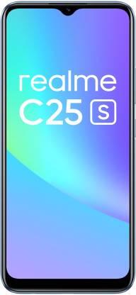 realme C25s (Watery Blue, 128 GB)