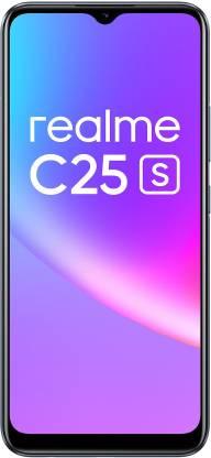 realme C25s (Watery Grey, 64 GB)