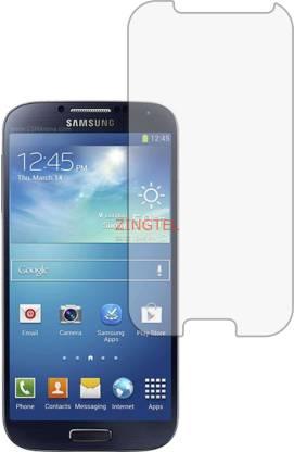 ZINGTEL Impossible Screen Guard for SAMSUNG GALAXY S4 (I9500) (Flexible Shatterproof)