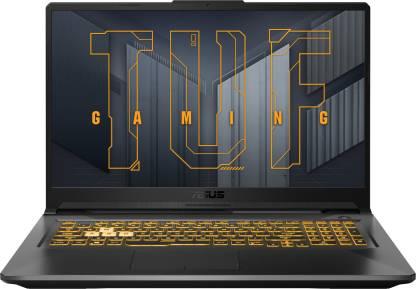 ASUS TUF Gaming A17 (2021) Ryzen 7 Octa Core 5800H - (16 GB/1 TB SSD/Windows 10 Home/6 GB Graphics/NVIDIA GeForce RTX 3060/144 Hz) FA766QM-HX059TS Gaming Laptop