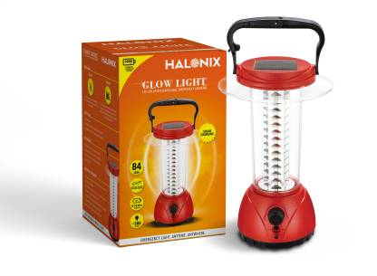 Halonix Glow Light 84 LED Rechargeable Emergency Light(Red)