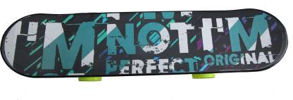 """Smartcraft Fiber Skateboard Specially Designed with a pro Pattern and Length of 27"""" X 6.5"""" Width (I'm NOT Perfect I'm Original) 6.5 inch x 6 inch Skateboard"""