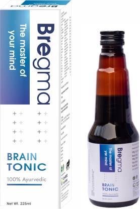 Le-vanza Food & Herbals Bregma - Ayurvedic Brain Health Tonic For Children & Adult | Support Brain & Memory Health |