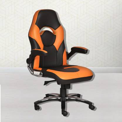 VJ Interior Spider Gaming Leatherette Office Executive Chair