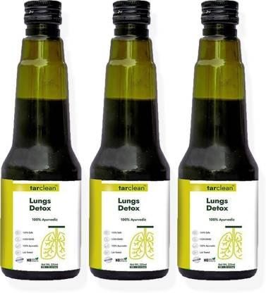 Le-vanza Food & Herbals Tar Clean