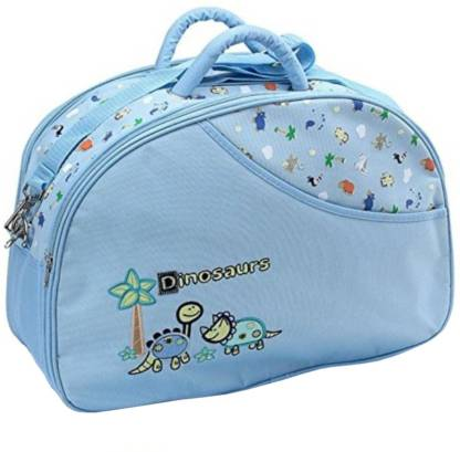 Guru Kripa Baby Products New Born Baby Multypurpose Mother Bag With Holder Diapper Changing Multi Comprtment For Baby Care And Maternity Handbag Messenger Bag Diaper Nappy Mama Shoulder Bag Diaper Bag For Baby Multipurpose Waterproof Mother Bag Diaper Bag (Sky Blue) Mother Bag (Sky Blue) Mother Bag