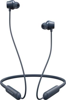 DIZO by realme TechLife Wireless Bluetooth Headset(Blue, In the Ear)
