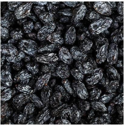 FENELLA'S Black seedless Kishmish/black Raisins/Dry grapes 250g Raisins