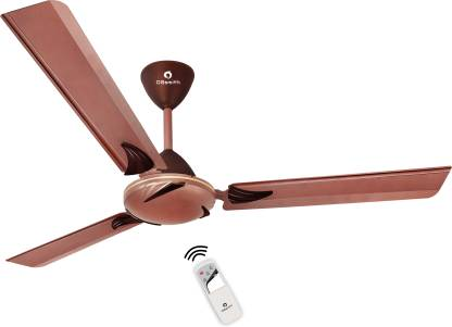 OGSMITH Royal P1 1200 mm Remote Controlled 3 Blade Ceiling Fan