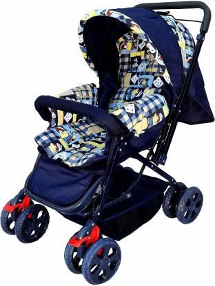 Maanit Baby Stroller Pram for babies 0-3 Year Old Kids Twin Strollers & Prams