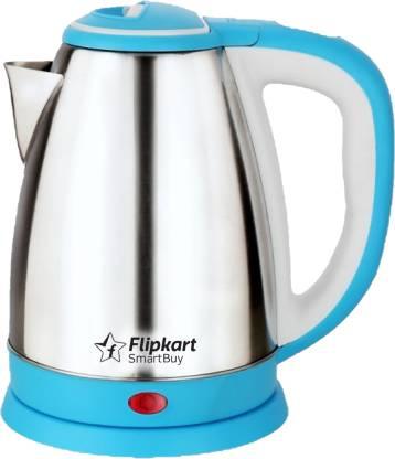 Flipkart SmartBuy HYDRA ( 1.8 L ) BLUE,SILVER Electric Kettle