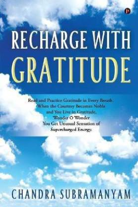 Recharge with Gratitude