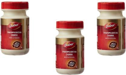 Dabur Dhatupaushtik Churna - 100 g (pack of 3)