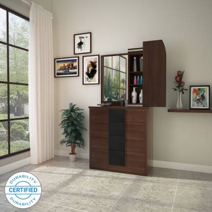 EROS Armoire Engineered Wood Dressing Table