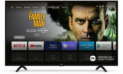 Mi 4A Pro 108 cm (43 inch) Full HD LED Smart Android TV