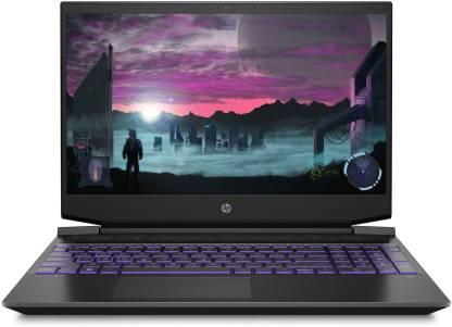 HP 15-ec1105AX Ryzen 5 Hexa Core 4600H - (8 GB/512 GB SSD/Windows 10 Home/4 GB Graphics/NVIDIA GeForce GTX 1650) 15-ec1105AX Gaming Laptop