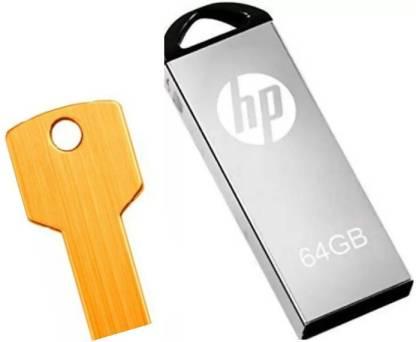 HP V2203 64 GB Pen Drive