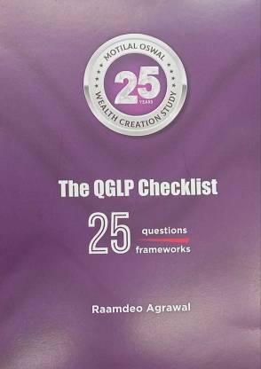 The QGLP Checklist 25 Questions Frameworks