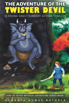 The Adventure of the Twister Devil - A Young Adult Fantasy Action Thriller