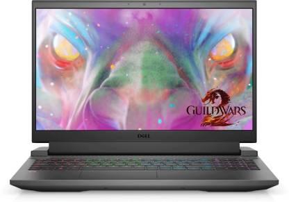 DELL G15 Core i5 10th Gen - (16 GB/512 GB SSD/Windows 10/4 GB Graphics/NVIDIA GeForce GTX 1650/120 Hz) G15-5510 / inspiron 5510 Gaming Laptop