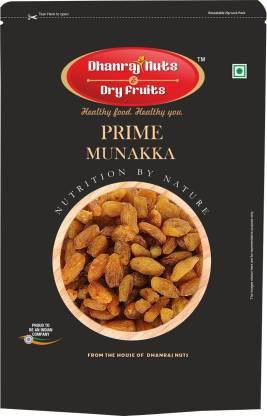 Dhanraj Nuts & Dry Fruits Munakka Raisins