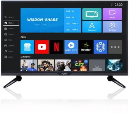 HUIDI 80 cm (32 inch) HD Ready LED Smart TV
