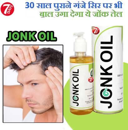 7 Days Jonk Oil - 100 ML Hair Oil
