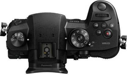Panasonic DC-GH5GA-K DC-GH5GA-K Mirroless Camera Body only Mirrorless Camera Body only