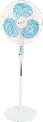 Orient Electric Stand 82 400 mm 3 Blade Pedestal Fan