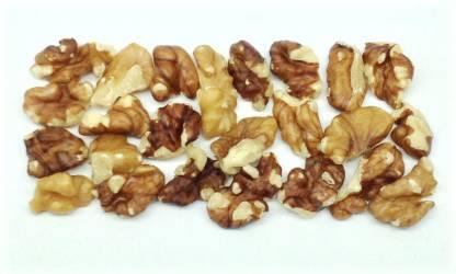 Envelope Dryfruits Premium 100% Natural Quarter Kashmiri Walnut Kernels 400 Grams Vaccum Packed Walnuts
