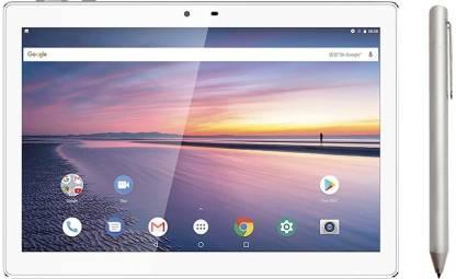 Wishtel IRA 102017I with Stylus 3 GB RAM 32 GB ROM 10 inch with Wi-Fi+4G Tablet (Silver)