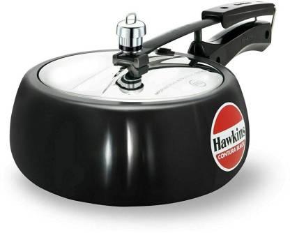 HAWKINS Contura Black 3.5 L Pressure Cooker