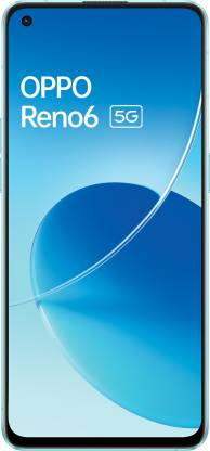 OPPO Reno6 5G (Aurora, 128 GB)