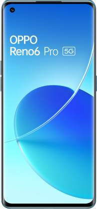OPPO Reno 6 Pro 5G Price in India (Aurora, 256 GB)  (12 GB RAM)