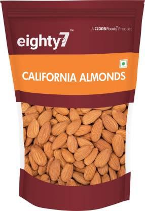Eighty7 California Almonds