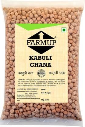 FARMUP White Kabuli Chana (Whole)