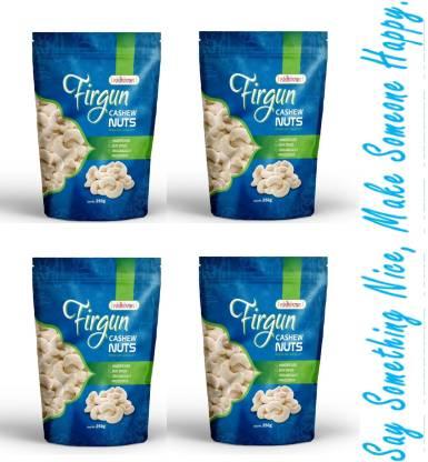 Nidhivan Firgun Kaju Premium (1000gms) Cashews